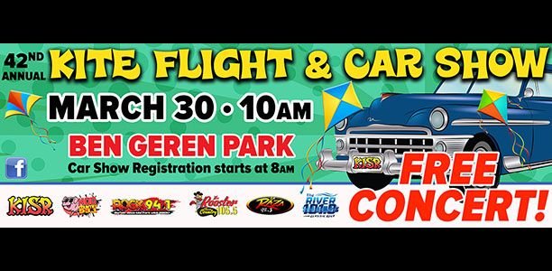42nd Kite Flight & Car Show